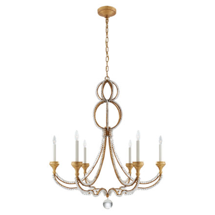 New Traditional Chandelier Visual Comfort