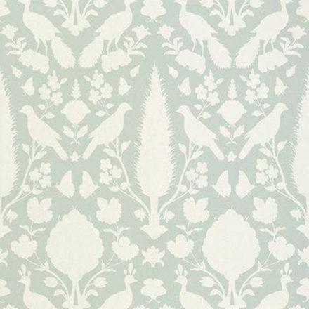 New Traditional Wallpaper F. Schumacher