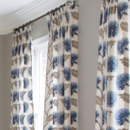 New Traditional Window Treatments