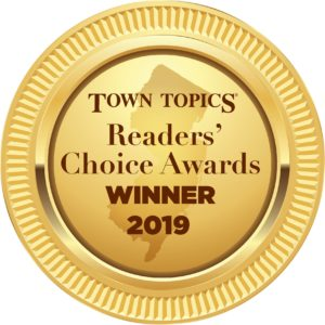 Town Topics Readers Choice Awards Winner