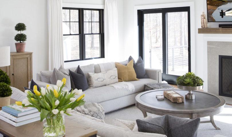 Living Room Interior Design Karin Eckerson Interiors